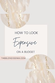 The Blondissima Beauty Tips, Beauty Hacks, How To Look Expensive, Blog Love, Sarah Jessica Parker, Food Trends, Life Advice, Luxury Bags, Frugal