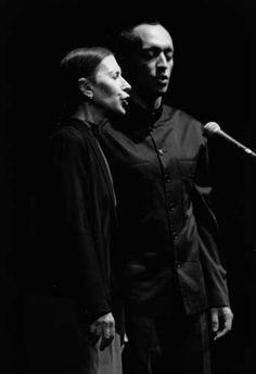 Meredith Monk & Theo Bleckmann in Prag