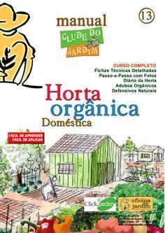 Manual horta organica domestica by Elton souza - issuu Eco Garden, Home Vegetable Garden, Natural Garden, Home And Garden, Organic Farming, Organic Gardening, Permaculture, Agriculture, Plantas Bonsai