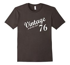 40th Birthday Gift Vintage 1976 Distressed T-Shirt