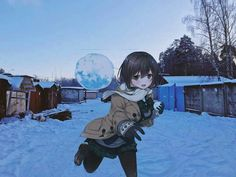 Real Anime, I Love Anime, Anime Art Girl, Manga Girl, Anime Places, Cute Anime Pics, Anime Life, Anime Scenery, Cute Art