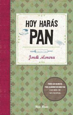 HOY HARÁS PAN de Jordi Morera Levadura, harina y agua: es muy fácil hacer pan en casa. Tanto si quieres elaborar tu primer pan casero como si quieres perfeccionar las técnicas que ya conoces, este libro te ofrece todo lo que debes saber para convertirte en un panadero experto, un Superpanadero o, por qué no, un Panadero Jedi. Pruébalo a continuación: