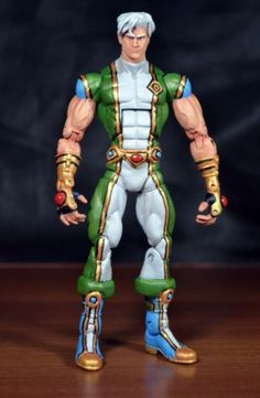 Noh-Varr V.4 (Marvel Legends) Custom Action Figure
