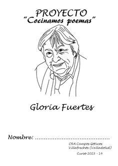 ¿Qué puedo hacer hoy? Biografía de Gloria Fuertes con actividades.
