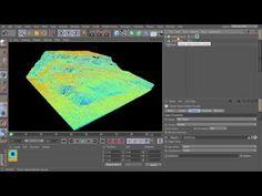 SINTRIX Point Cloud Processor C4D - YouTube