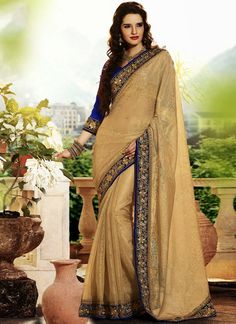 Perfect Shimmer Net Jacquard Saree