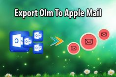 Perform OLM to Apple Mail Conversion with satisfactory results It Support Technician, Computer Repair Shop, Have Fun, Apple, Apple Fruit, Apples