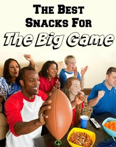 The Best Natural, Non-GMO, or Organic Snacks for the Super Bowl