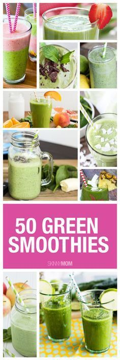 Delicious green smoothie recipe!