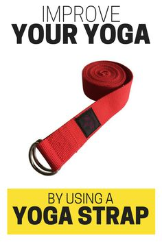 Best Yoga Strap Pin Image