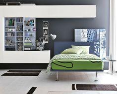 #letto per camerette modello Spirit | gruppotomasella.it