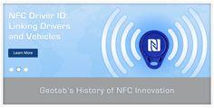 Geotab NFC Driver ID Telematics