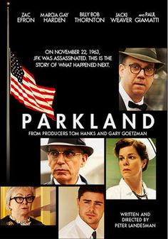 Based on Vincent Bugliosi's book, this powerful drama takes place in the Dallas hospital where John F. Kennedy was brought after being shot on Nov. 22, 1963. Intertwining stories follow doctors, FBI agents, an unwitting cameraman and many others.  Starring Zac Efron, Marcia Gay Harden, Billy Bob Thornton, Jacki Weaver, Paul Giamatti, James Badge Dale, Jackie Earle Haley, Colin Hanks, David Harbour, Ron Livingston, Jeremy Strong; Director-Peter Landesman, 2013