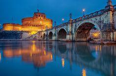 Rome Italy by dawid.martynowski