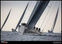 Gaastra PalmaVela is well established as the curtain raiser for the Mediterranean racing season but it is increasingly drawing a bigger overseas entry, a more diverse fleet, and more and more grand prix teams looking to set their year in motion racing against high quality opposition.