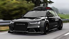 Atarius Concept Audi A7 Bodykit