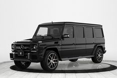 This Armored Mercedes-Benz AMG Limo Is A Beautiful Bulletproof Beast Mercedes Benz G Class, Mercedes G, My Dream Car, Dream Cars, Bullet Proof Armor, Luxury Private Jets, G63 Amg, Luxury Suv, Maybach