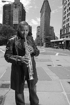 Najee- Jazz Legend