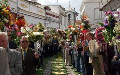 Festa das Tochas Floridas em São Brás de Alportel, 31 Março 2013 | São Brás de Alportel | Escapadelas ®