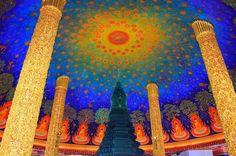 CGのような絶景寺院!バンコクの「ワットパクナム」が幻想的すぎる | RETRIP[リトリップ]