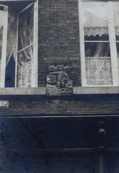 Maastricht. Gevelsteen In de Ingel 1667. Achter 't Vleeshuis 42.