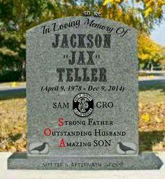 Jax's final resting place