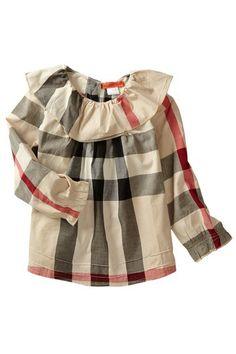 Pleated Checker Tunic Glitter Turtleneck (Toddler, Little Girls, & Big Girls) by Funkyberry on @HauteLook