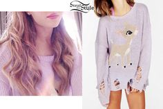 Ariana Grande Outfit Inspiration 2013 Casual