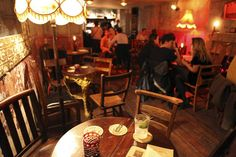 Can you Track Down these 10 Super Secret Bars in the UK?