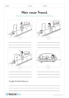 bildergeschichten kostenlos zum ausdrucken bildergeschichte pinterest geschichte deutsch. Black Bedroom Furniture Sets. Home Design Ideas