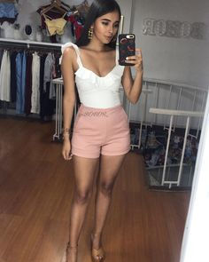 Formal, Fitness Goals, Short Dresses, Shorts, Casual, Girls, Outfits, Women, Fashion