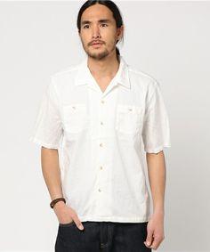 【ZOZOTOWN|送料無料】Audience(オーディエンス)のシャツ/ブラウス「綿麻キャンバス半袖シャツジャケット」(AUD2781)を購入できます。