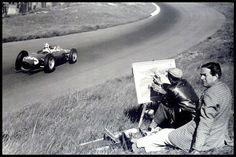 Ferrari 156, Wolfgang Graf Berghe Von Trips, 1961 Dutch GP