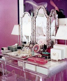 {design & décor | colour inspiration : smokey violet & dusky lavender} | Flickr – Compartilhamento de fotos!