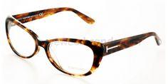 Tom Ford TF5263 052 Havana Tom Ford Glasses : FREE Prescription Lenses : Worldwide Delivery