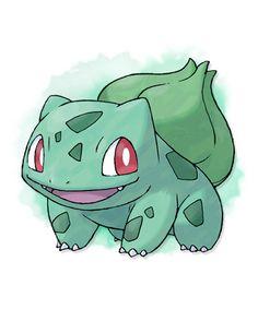 Classic Partner Pokémon Bulbasaur