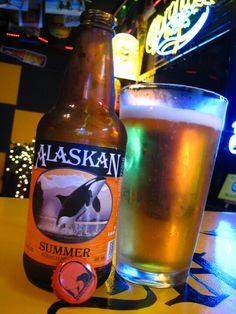 The great ALASKAN brew!