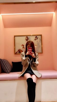 blackpink in your area K Pop, Bora Lim, Foto Rose, Black Pink Kpop, My Hairstyle, Blackpink Photos, Pictures, Park Chaeyoung, Jennie Blackpink