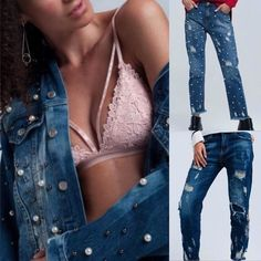 #stars #pearls #denim #jeans #ootd ARRIVED #outfitoftheday #lookoftheday #Me #fashion #fashiongram #style #love #beautiful #currentlywearing #lookbook #wiwt  #outfit #clothes #wiw #mylook #fashionista #todayimwearing #instastyle #bohofashion #instafashion #outfitpost #fashionpost #todaysoutfit #fashiondiaries #carriesclosetshop