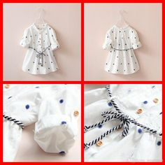 fbbe4b248a2 2015 New Girls Snowflake Embroider Sweet Dresses Buttons Design Princess  Ruffles Rope Belts Party Dresses Hot Sell Fall Casual Dresses from  Smartmart
