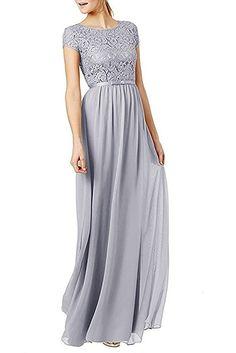 Ssyiz Custom Beige Women's Retro Floral Lace Cap Sleeve Vintage Swing Bridesmaid Dress 6