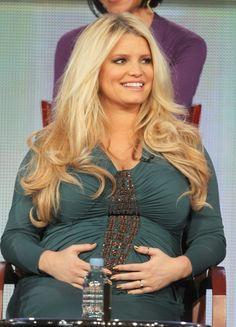 jessica collins pregnant