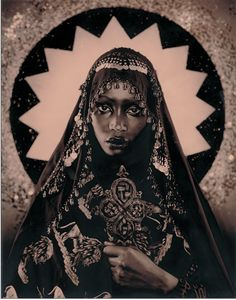 Black Venus, Saints and Goddesses. Barron Claiborne, Black Contemporary Artists. Photography.