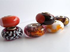 Tibetan Trollbeads Uniques, just arrived!