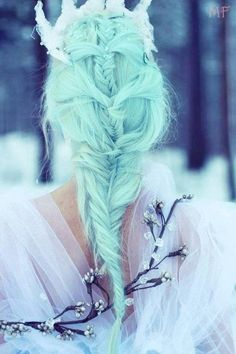 pastel hair color | Tumblr