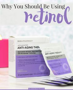 What is retinol for? Discover what this wonder-ingredient does for your skin, you'll be surprised how many skin concerns it can help with! | Slashed Beauty