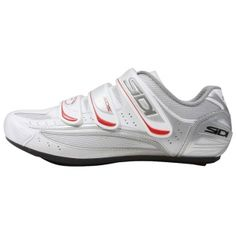 SALE - Sidi Nevada Cycle Cleats Mens White Synthetic - Was $150.00 - SAVE $20.00. BUY Now - ONLY $129.99