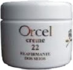 A formula ORCEL 22 em creme contem propriedades que vão estimular a firmeza do tecido glandular nos seios e os tonificar para lhes devolver a firmeza.