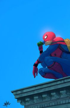 Finally got to watch it! Its personally up there with winter soldier and guardians of the galaxy stood out is their treatment of th. Spider-Man comes home! Marvel Vs, Marvel Comics, Marvel Comic Universe, Marvel Heroes, Marvel Cinematic Universe, Amazing Spiderman, Spider Men, Comic Collage, Best Marvel Characters