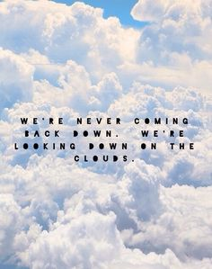 Clouds - One Direction